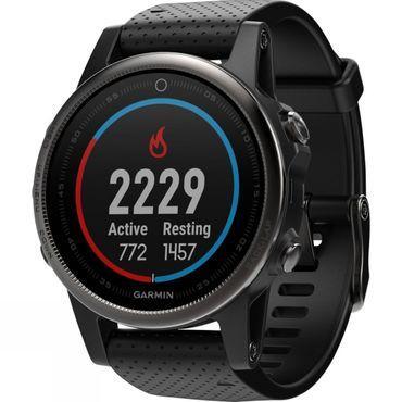 Fenix 5S Sapphire Multisport GPS Watch